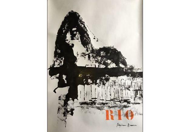 """Exposition """"Brésil et autres…"""" de Stéphane Daure"""