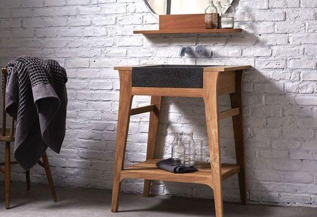 Petite salle de bains : les meubles qu'il vous faut !