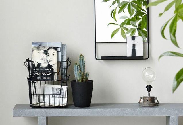 meubles et objets salon elle d coration. Black Bedroom Furniture Sets. Home Design Ideas
