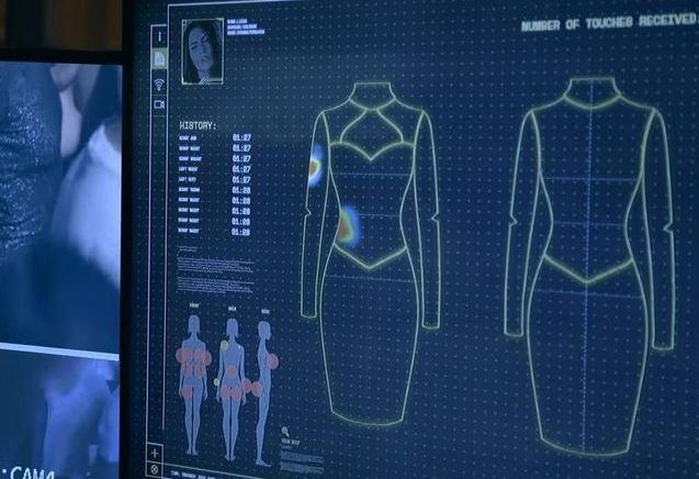 Ces Brésiliennes ont enfilé une robe connectée : en boîte, elles ont été touchées contre leur gré plus de 157 fois
