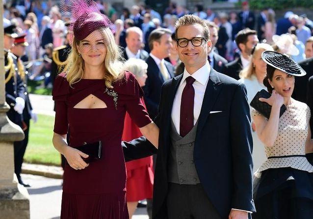 Mariage du prince Harry et Meghan  les photos des acteurs