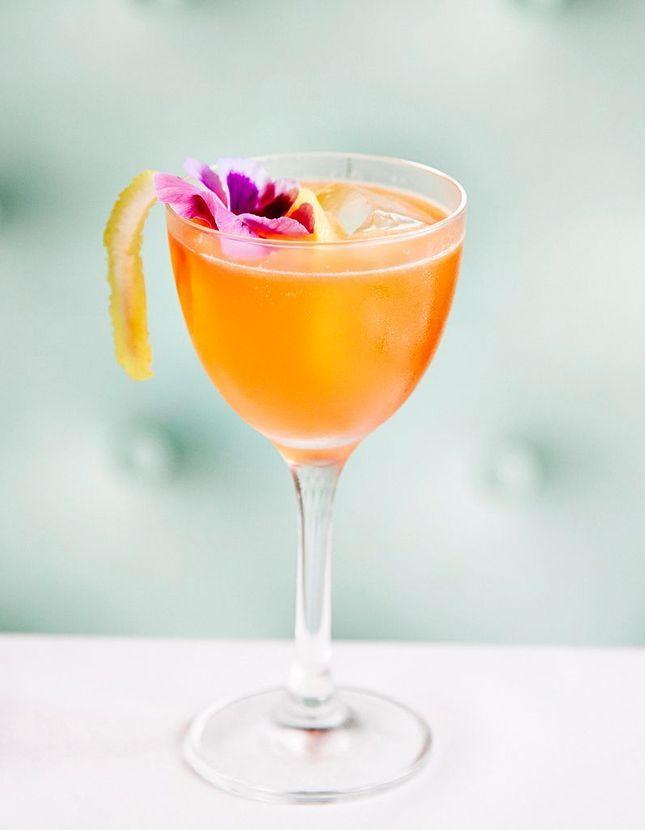 Recettes de cocktail elle table for Cocktail apero