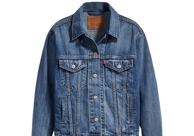 Veste en jean Levi's - trucker : trouvez la forme qui vous convient