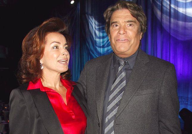 Bernard Tapie annonce souffrir d'un cancer, sa femme Dominique, son soutien face à la maladie
