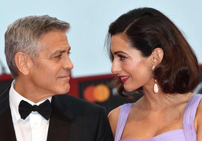 Comment George et Amal Clooney ont choisi les prénoms de leurs jumeaux