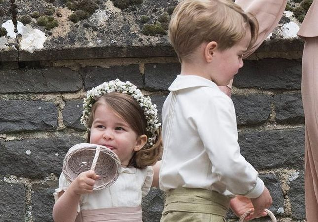 Royal wedding : George et Charlotte seront les enfants d'honneur les plus craquants