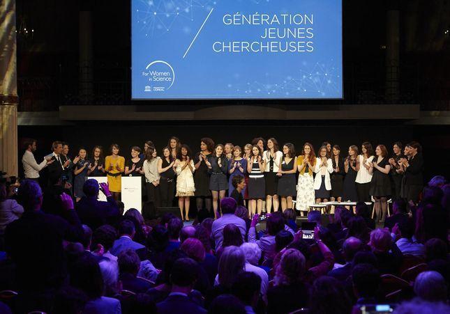 Ces 30 femmes scientifiques viennent d'être récompensées pour leurs travaux