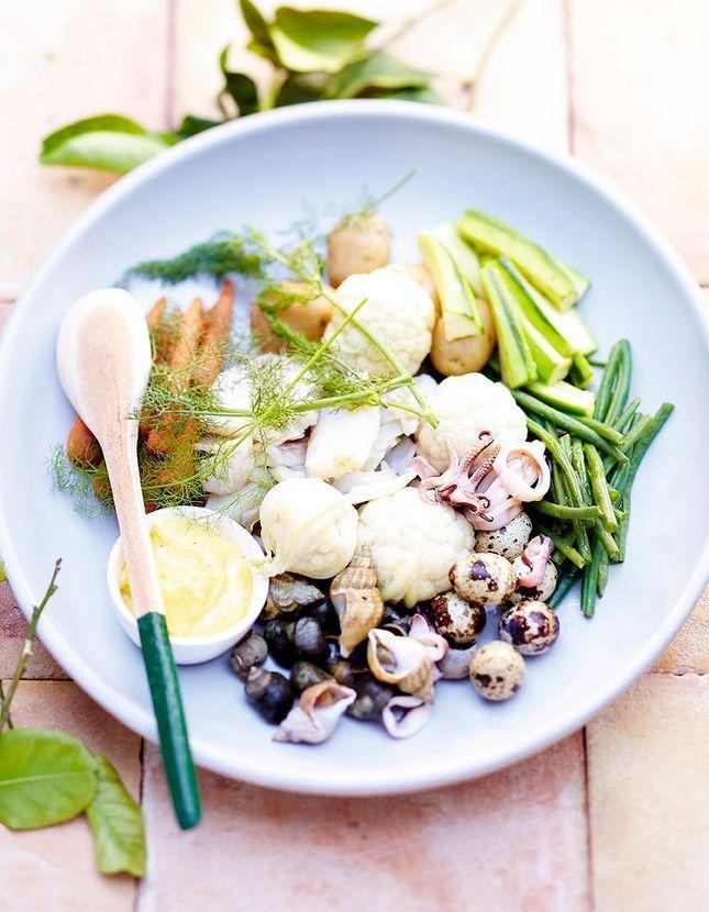 Crustac s recettes de cuisine crustac s elle table - L art de la cuisine francaise ...