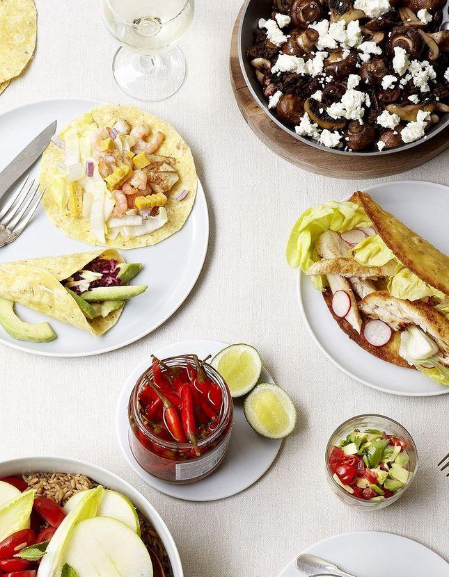 R sultats page 2 recettes de tex mex elle table - Recettes cuisine du monde ...