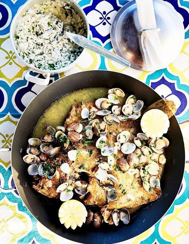 Poissons et fruits de mer recettes de cuisine poissons et fruits de mer elle table - Site de recettes cuisine ...