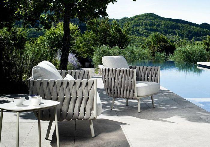 Terrasse avec piscine d couvrez nos plus belles id es for Mobilier de piscine design