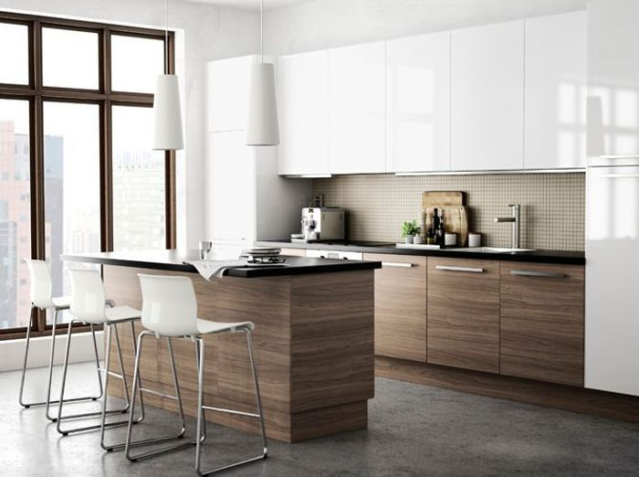 Célèbre Cuisine Americaine Ikea ~ Interiors Design LA03