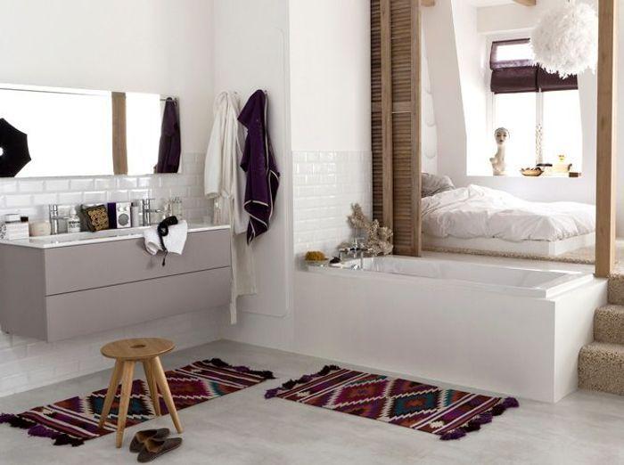 Super salle de bains zen - Elle Décoration MJ28