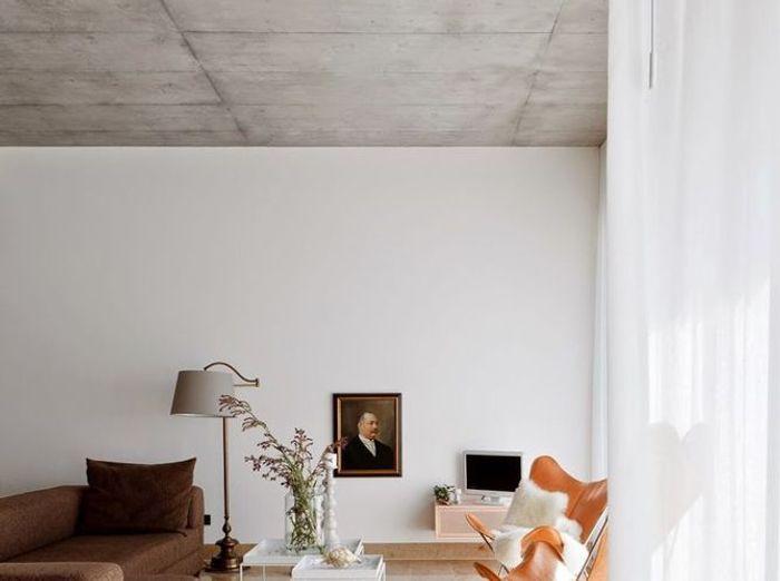 Favori 10 idées pour décorer son plafond - Elle Décoration EP98