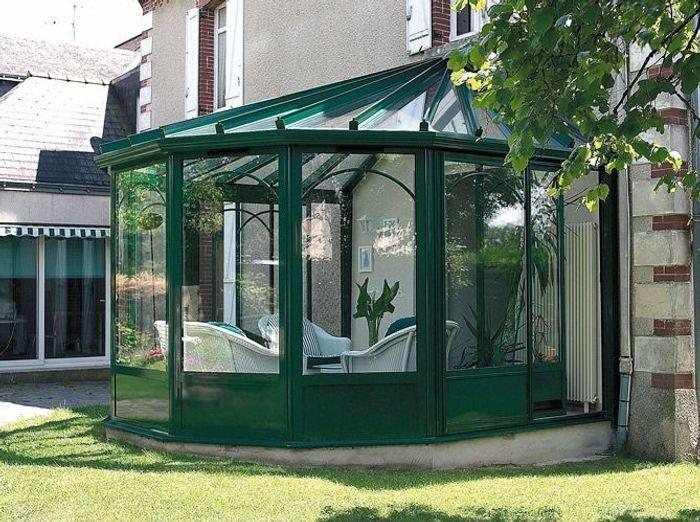 Bien-aimé La véranda agrandit la maison - Elle Décoration FF01