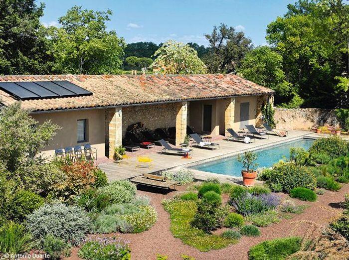 Super Découvrez les 50 plus belles maisons de vacances en France - Elle  DN94