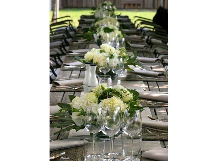 Fleurs mariage elle d coration - Fleur mariage table ...