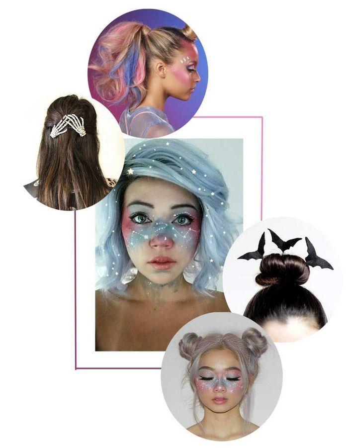 Coiffure Halloween : 15 idées que vous allez adorer