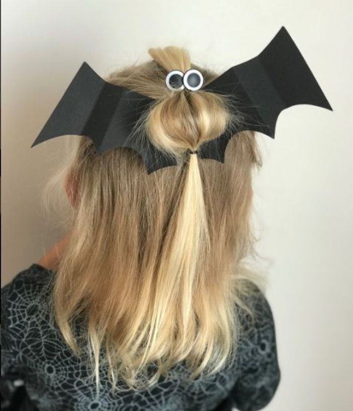 Coiffure halloween interesting maquillage maquillage artistique maquillage halloween femme - Coiffure halloween facile ...