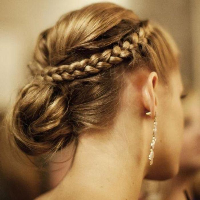 40 coiffures de mariage rock ou sages