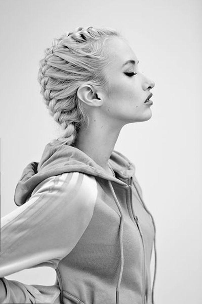 Coiffure de sport de combat 26 id es de coiffures pratiques pour le sport elle - Coiffure pour faire du sport ...