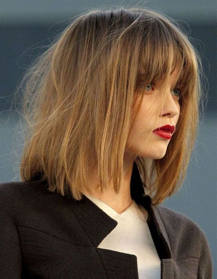 coupe cheveux carre tendance 2016