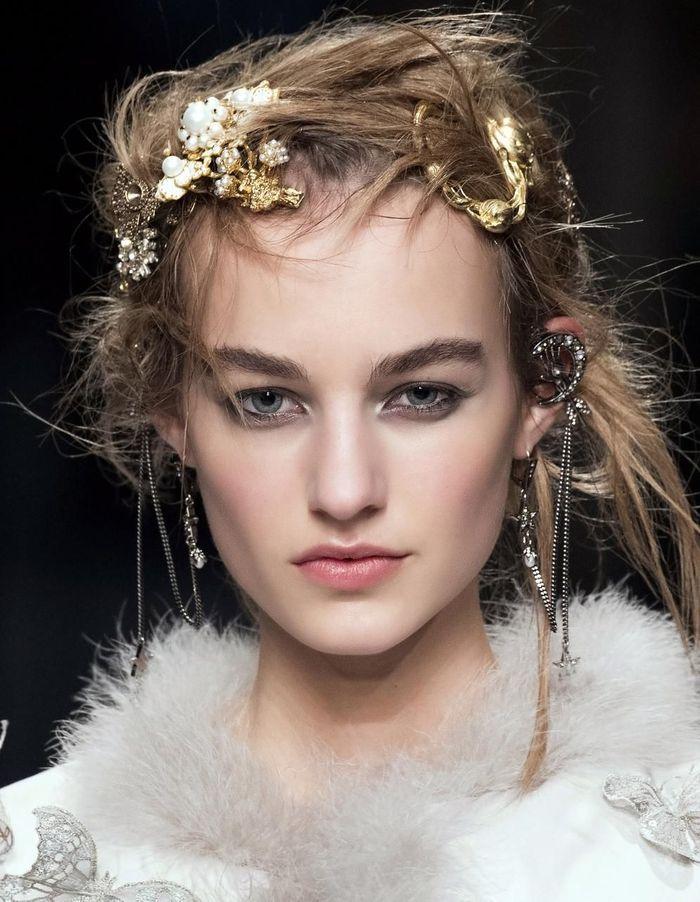 26 bijoux de tête pour habiller nos coiffures