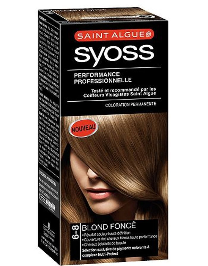 beaute tendance shopping cheveux coloration syoss - Syoss Coloration