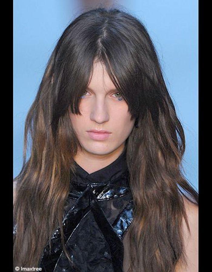 beaute tendance cheveux coiffure defiles paris givenchy fashion week de paris t 2012 les. Black Bedroom Furniture Sets. Home Design Ideas