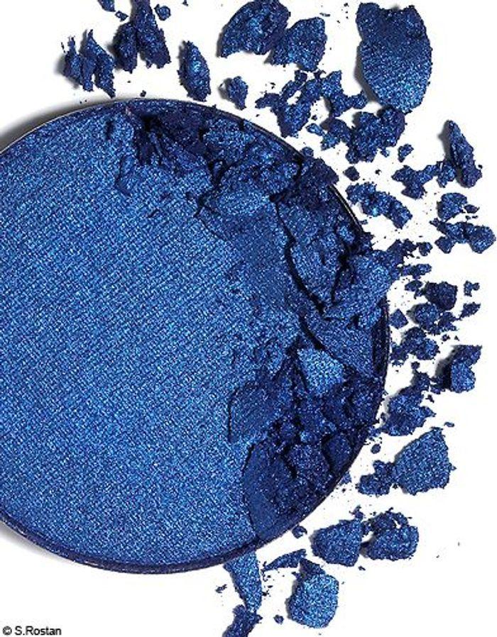 Beaute maquillage conseil tendance fards navy bleu agnes b