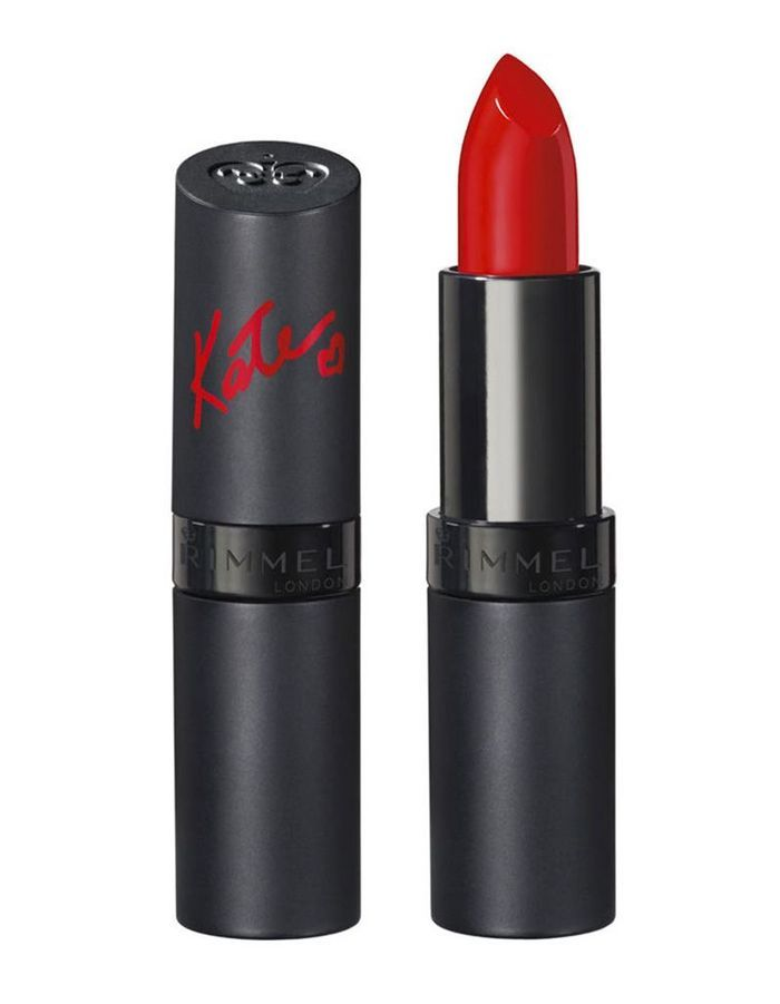 Rouge à lèvres lasting finish, Effort Glam, Rimmel by Kate Moss