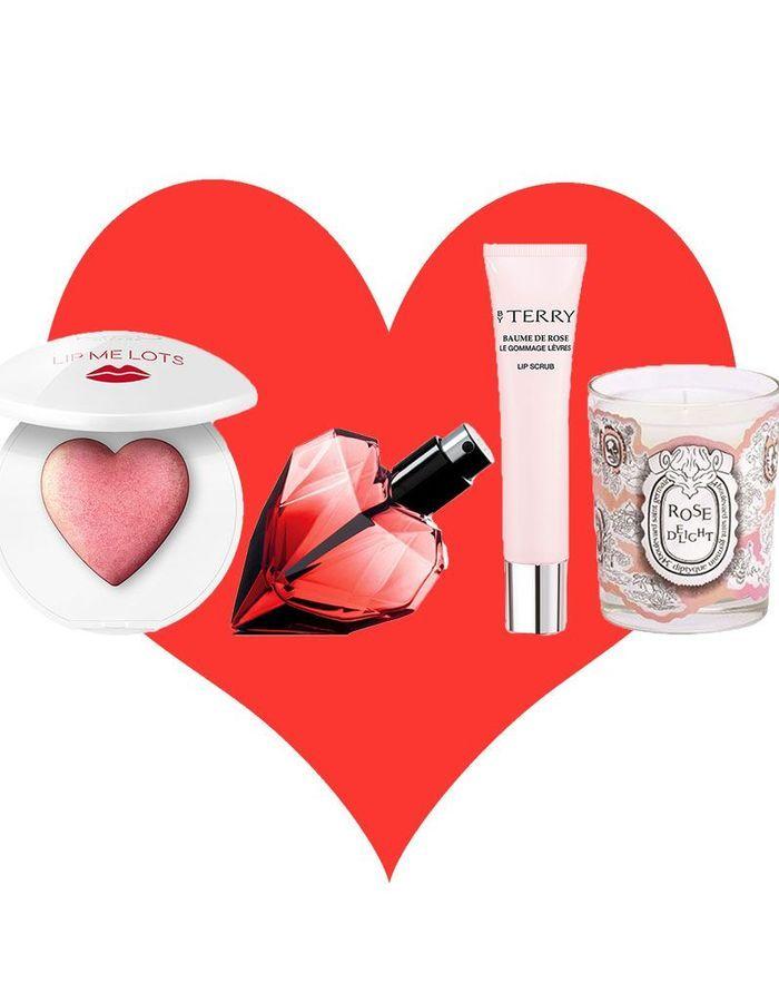 Les 22 cadeaux beauté à (s')offrir pour la Saint-Valentin