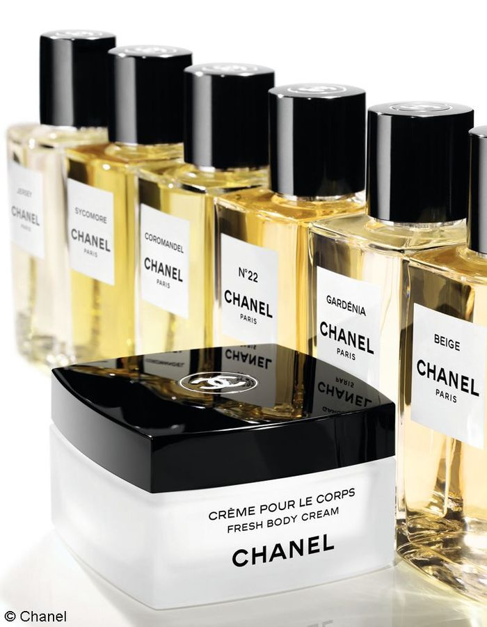 les exclusifs de chanel notre shopping beaut pour no l elle. Black Bedroom Furniture Sets. Home Design Ideas