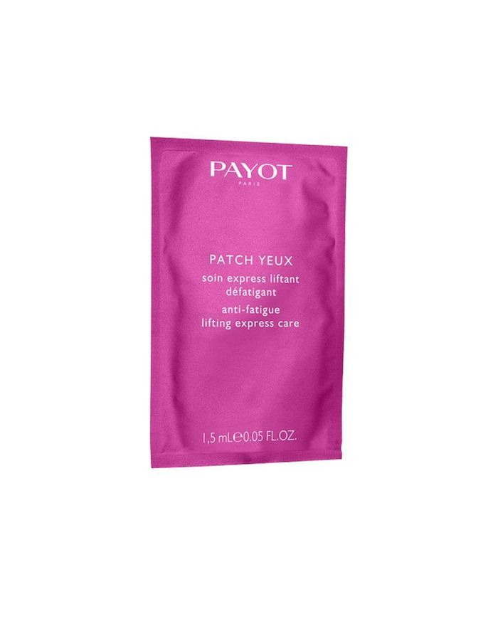 Patch yeux, Payot, 31,90 € les 5 paires