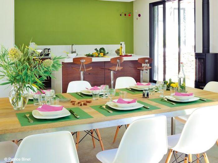 10 cuisines pour recevoir elle d coration for Decoration d une cuisine