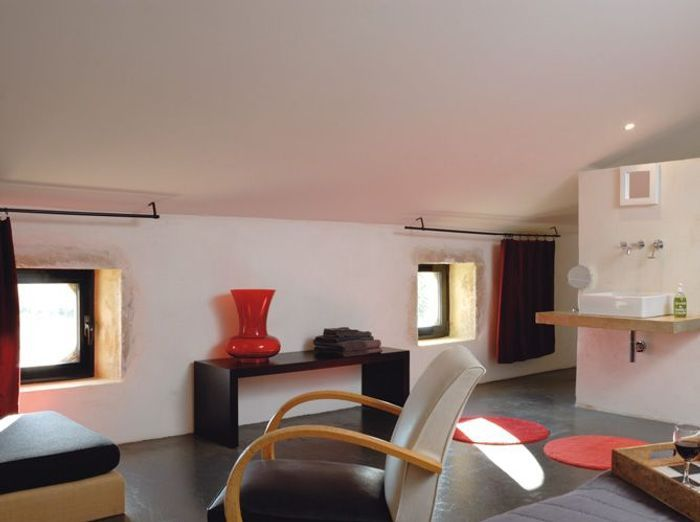 amenagement combles maison ancienne fonde en a dbut ses. Black Bedroom Furniture Sets. Home Design Ideas