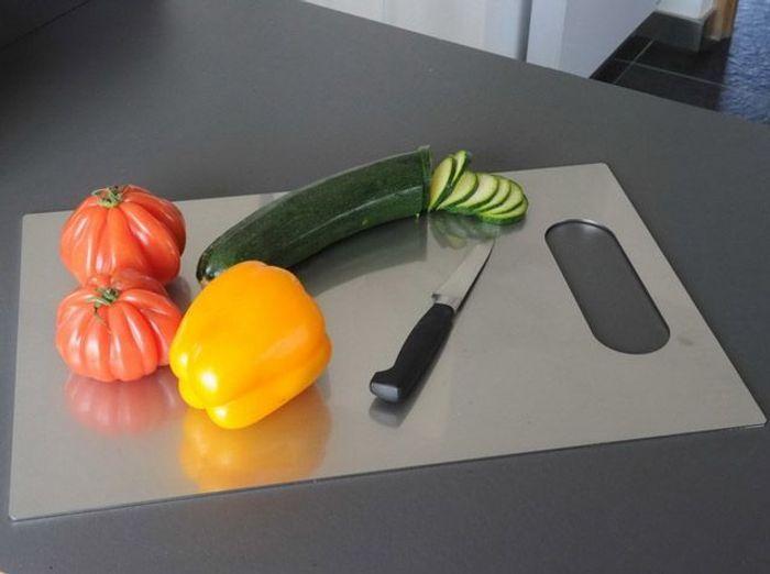 Cuisine : jouez la carte métal