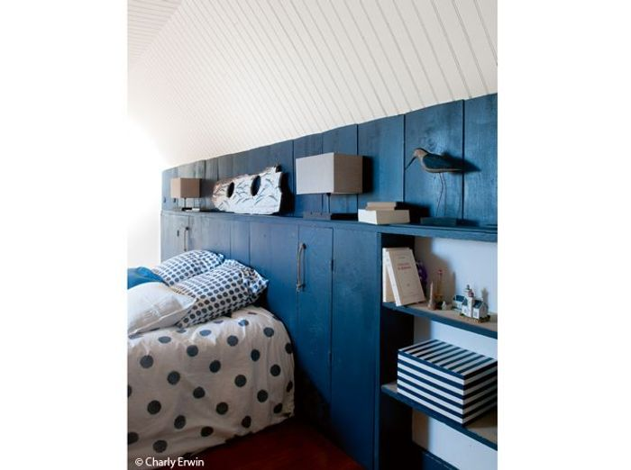 d co bord de mer une maison bretonne comme on aime. Black Bedroom Furniture Sets. Home Design Ideas