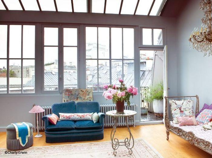 d couvrez cette vraie maison de fille elle d coration. Black Bedroom Furniture Sets. Home Design Ideas