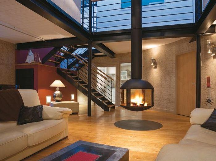 Invicta Rt Foyer Des Arts : Des poêles design elle décoration