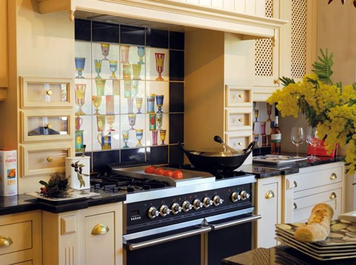 Fourneaux Modèles Faciles à Caser Elle Décoration - Cuisiniere table gaz four electrique pour idees de deco de cuisine