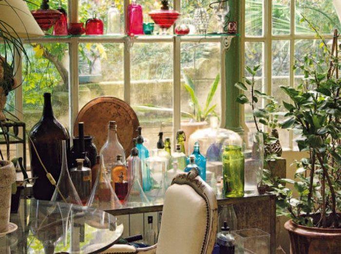Jardins d\'hiver: oasis de charme - Elle Décoration