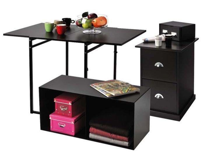le plein d id es pour tout ranger dans la maison elle d coration. Black Bedroom Furniture Sets. Home Design Ideas