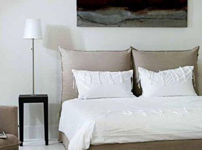 r inventez vos nuits les t tes de lit elle d coration. Black Bedroom Furniture Sets. Home Design Ideas
