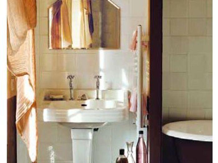 Une chambre avec salle de bains, un rêve de bien-être