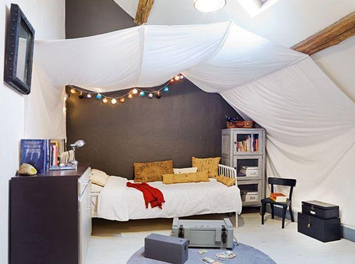 une maison couleur du ciel elle d coration. Black Bedroom Furniture Sets. Home Design Ideas