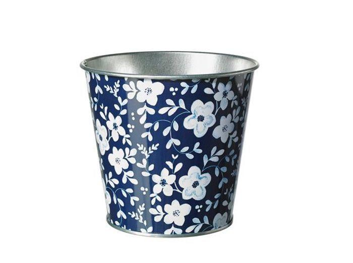 Le cache-pot fleuri