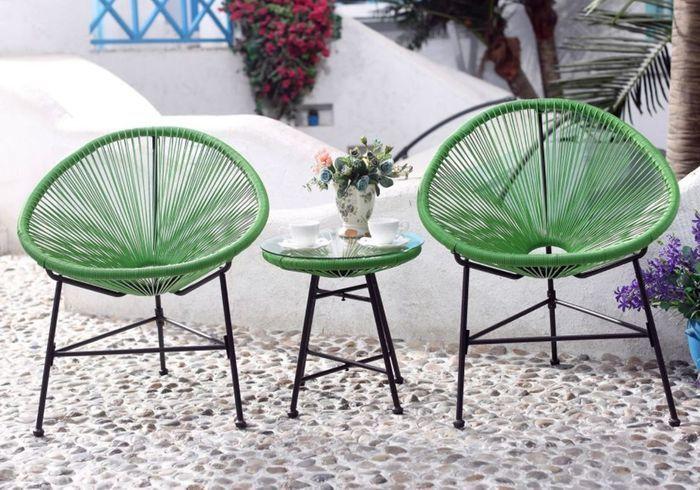 Salon de jardin pas cher notre s lection de meubles for Ameublement de jardin pas cher