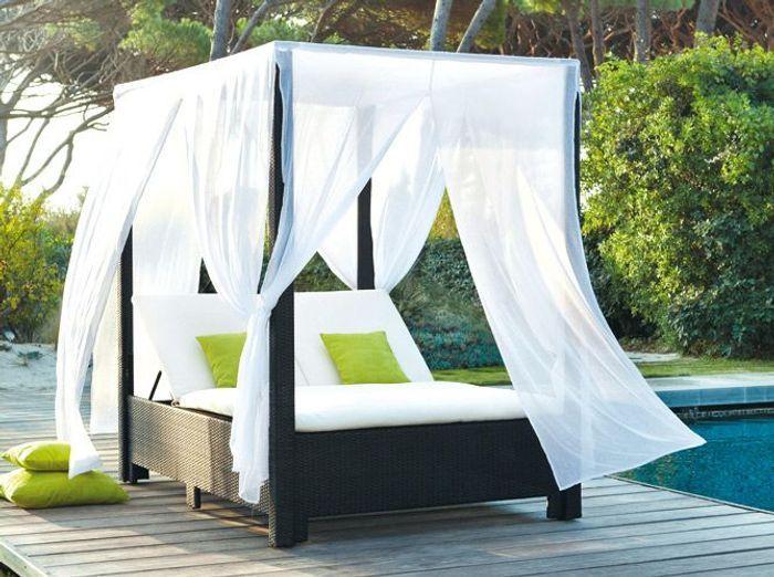 farniente au jardin elle d coration. Black Bedroom Furniture Sets. Home Design Ideas