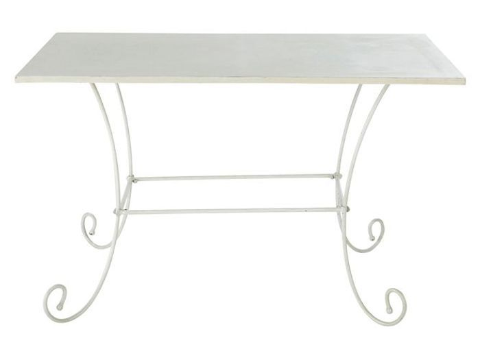 Latest Maisons Du Monde Table Saint Germain Ivoire With